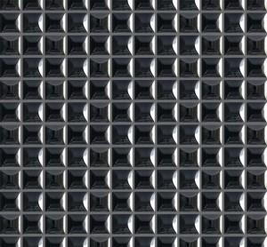 Glass Mosaic ,Mesh-mounted Wall TileEdna  (EDNA358B)