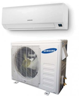 Samsung Ductless Mini Split Heat Pump 24 000 Btu Seer 20 Novus Series (AR24JSFLBWKXCV-AR24JSFLBWKNCV)