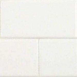 Ceramic Tiles,Subway White Glossy (NWHIGLO3X6)
