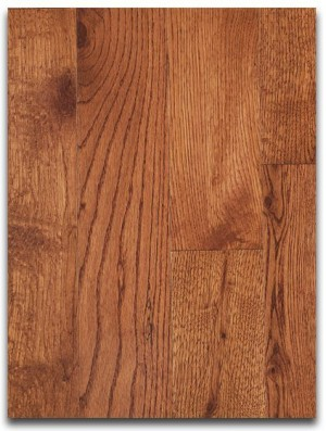 Oak Hardwood Flooring, Wheat  (3-1/4''x11/16'')