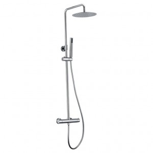 Jade 8011-00-10 Shower Faucet Pippa Collection Polished Chrome