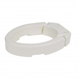 RTL12608 - Elongated Hinged Toilet Seat Riser