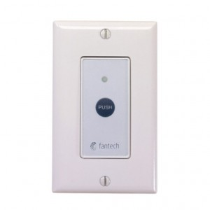 Fantech RTS2 Ventilation Control System 20 Minute Timer