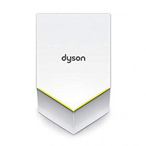 Dyson Airblade 307173-01 V Quiet, Low Voltage, White