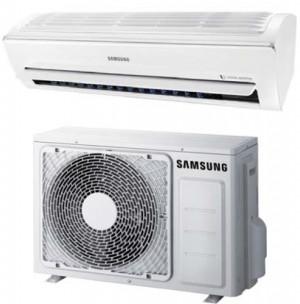 Samsung Ductless Mini Split Heat Pump 18 000 Btu Seer 20.5 Smart Whisper Series (AR18KSWSJWKXCV-AR18KSWSJWKNCV)