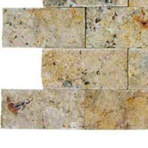Interlocking Ceramic,Tuscany Scabas 2x4 Split Face(SMOT-SCAB-2X4SF)