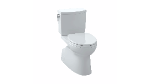 Toto CST474CUFG#01 Vespin® II 1G Two-Piece Toilet, Elongated Bowl - 1.0 GPF