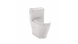 Toto MS626214CEFG#01 Aimes® One-Piece Toilet, 1.28GPF, Elongated Bowl
