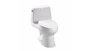 Toto MS853113#01 Ultimate® One-Piece Toilet, 1.6 GPF, Round Bowl
