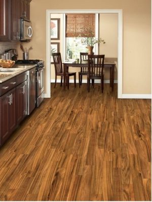 "1867 Engineered Wood Vloc Collection Teak Color Birch (3-1/2""x1/2"")"