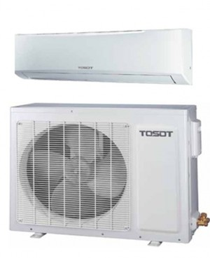 Tosot Ductless Mini Split Heat Pump 9 000 Btu Seer 38 (TW09HQ3A6D)