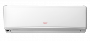 Tosot TW09HQ2A1D Ductless Mini Split Single Zone Lomo 23 Series Heat Pump 9000 Btu Seer 23