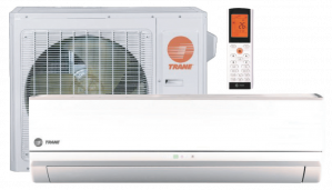 Trane Air Condition Ductless Mini Split Cool Only 18 000 Btu Seer 16 Economical Series -15 (4TYK1618A10N-4MYW1618A10N)