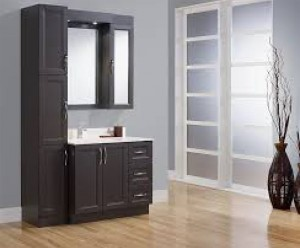 "Vanitec Bathroom Vanity City 2.0 Collection (42"")"