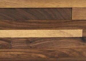 "Decorative Wall in Walnut, Classik Natural (13.5""x53.5"")"