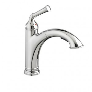 American Standard  Kitchen Faucet Portsmouth Collection Chrome (4285100)