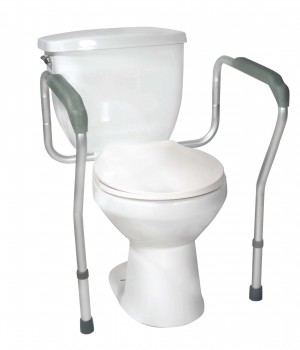 12001KD-1 - Toilet Safety Frame