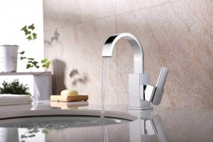 Lukx SF-015SHC Kodi Faucet Single Hole