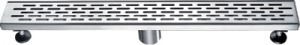 "Toolway 188061 Linear Shower Drain Grill Grid Series (47"")"