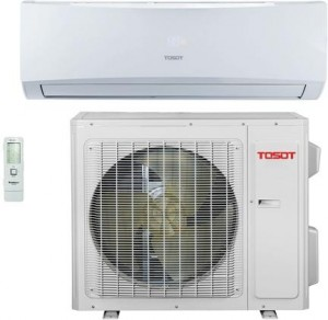 Tosot TW24HQ1C8D/I  TW24HQ1C8D/O Heat Pump 24000Btu Seer 16/10.0