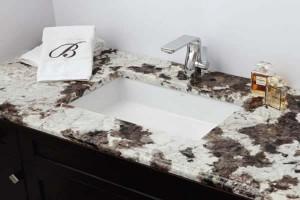 """Bosco - BOS-200016 Bathroom Under Mount Sink 20 5/8"""" x 14"""" x 6 1/2"""""""