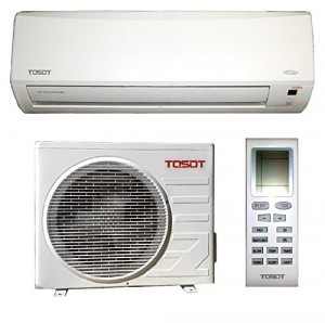 Tosot TW09HQ1C8D/I TW09HQ1C8D/O Heat Pump 9000 Btu Seer 16/10.0