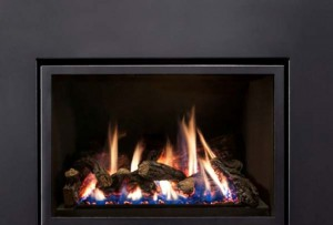 "Archgard ENCASTRABLE-31 Gas Fireplace (16-3/4"" H x 26"" W)"