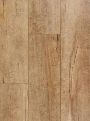 "1867 Laminate Floor Symphony Collection Baroque Color Maple (5""x48""x1/2"")"