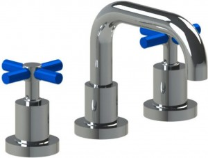 Rubinet Vanity Faucet Genesis Collection Chrome (1AGNCCHBJ)