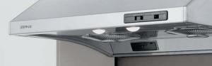 """AK6500BS, Zephyr 600 CFM30""""Under Cabinet Range Hood"""