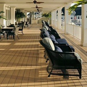 Azek PVC Decking Harvest Collection Brownstone (AGB15512BS)