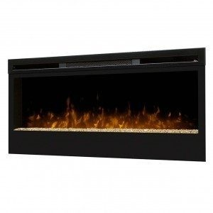 Dimplex BLF50 Synergy Wall Mount Electric Fireplace 120v/1230w