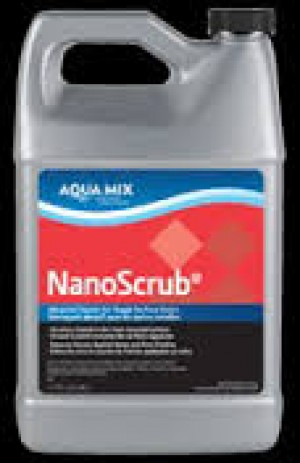 AQUAMIX-C100978-4 NanoScrub Powerful Cleaner For Stone & Grout 946 ML