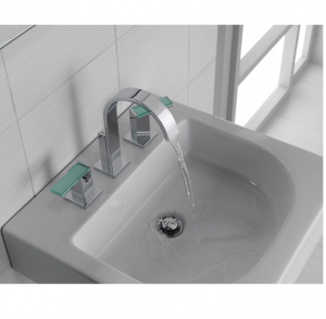 Brizo Vanity Faucet Siderna Collection Chrome (65380LF-PCLHP)