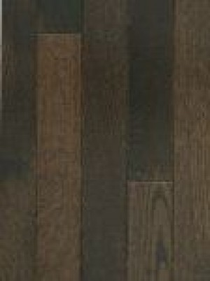 BSL Nanoshell Red Oak Hardwood Flooring, Natural Grade, Chocolat (3-1/4x3/4)