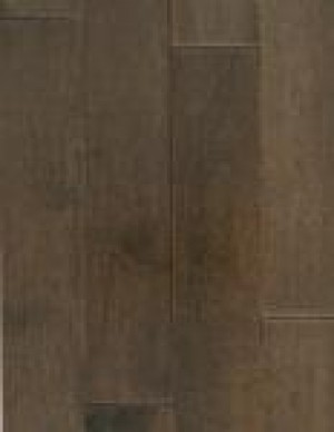 BSL Nanoshell Maple Hardwood Flooring, Natural Grade, Chocolat (3-1/4x3/4)
