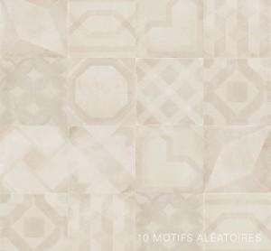 """Porcelain Tiles, Vintage Decor (Mix) Calce (8""""x8"""")"""