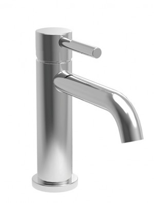 Baril Pro O15-4089-1PL-CC Bathroom Sink Faucet Single Hole 1-Handle Chrome