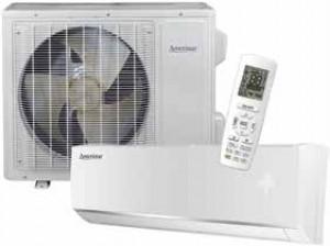Ameristar Ductless Mini Split Heat Pump 18 000 Btu Seer 15 (M4THS1518A11NA-M4MHW1518A1N0A)