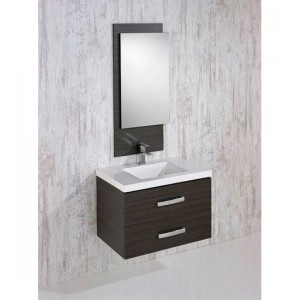"Vanitec Bathroom Vanity & Sink Euro 2.0 Collection (24"")"