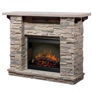 Dimplex GDS26-1152LR Featherston Electric Fireplace 120v/1440w
