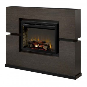 Dimplex GDS33HL-1310RG Linwood Electric Fireplace 120v/1500w