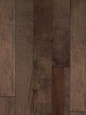 "Dubeau Hard Maple Hardwood Flooring Variation Grade Bison (3-1/4""x3/4"")"