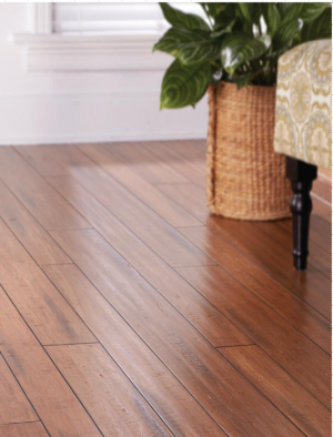 "1867 Engineered Wood Vloc Collection Honey Color Birch (3-1/2""x1/2"")"
