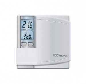 Dimplex HTC625W Non-Programmable Thermostat Electric Line4000 W