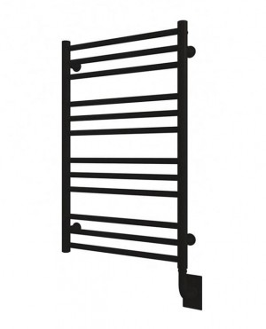 Ico W4105 Towel Warmer Tuzio Collection Matte Black