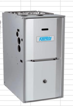 Keeprite Electric Furnaces (ICPFXM4X3000AL 2.5 ton)