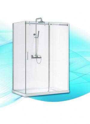 """Acrylic Shower Door Inspiration (48""""x36"""")"""
