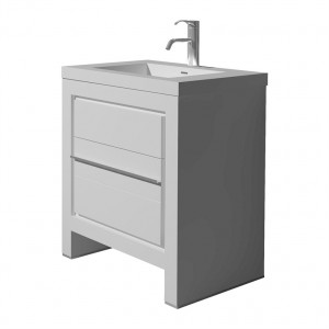 "Jade 3021-28-00 Bathroom Vanity Sloan Collection (28"")"