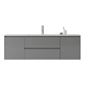 "Jade 3022-63-01 Bathroom Vanity Morgan Collection (63"")"